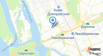 Ассоциация Аквапарков Украины на карте