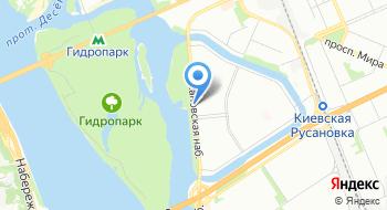 Компания Партус на карте