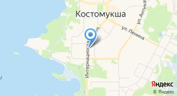 Кредитный Союз на карте