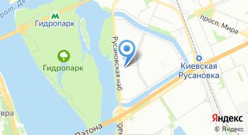 Репетиционная база Николь Мьюзик на карте