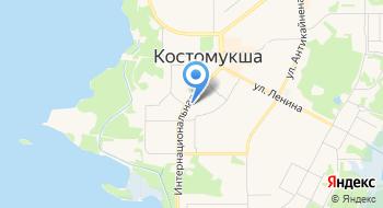 Эльсинор на карте