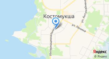 Магазин Нова на карте
