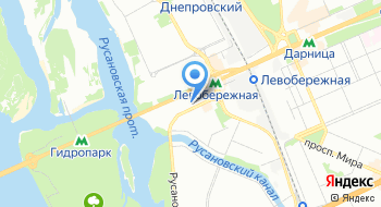 Коворкинг Центр на карте