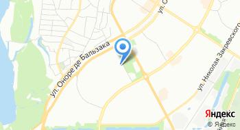 Украинские Электрокотлы на карте