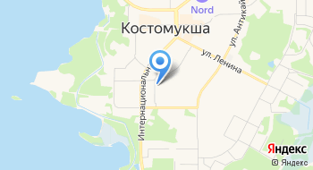 Kauppi.ru на карте