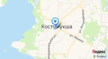 Спортивный комплекс, КСЦ Дружба на карте