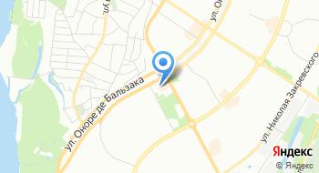 Интернет-магазин Бункер на карте