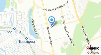 Мантинга Украина на карте