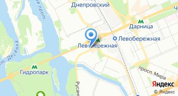 Протезно-ортопедическое предприятие Брик на карте