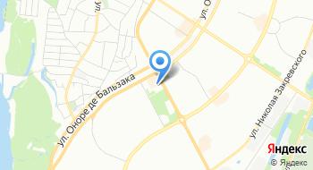 Травмпункт Филиала №2 КНП Консультативно-диагностического центра Деснянского района на карте