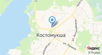 Сударыня, ТЦ на карте