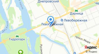 Автознак на карте