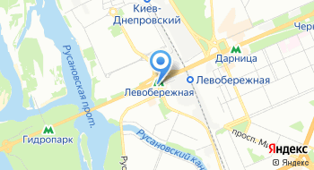 Компания Эфес Украина на карте