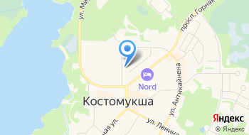 Автостоянка Потребительского Кооператива Лада на карте