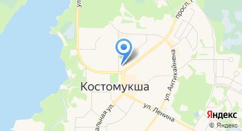 Магазин одежды Любава и К на карте