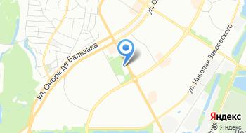 Компания Укртелеком на карте