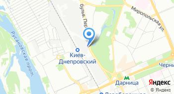 Киевский завод Гранит на карте
