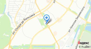 КП Киевкинофильм на карте