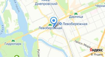 Интернет-магазин Vshapke.com.ua на карте