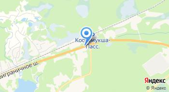 Такси-Лада на карте