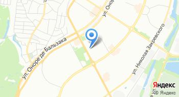 Деснянский районный отдел Главное управление Государственная миграционная служба Украины в г. Киеве на карте