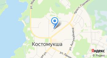 Фортуна, магазин Продовольственный на карте