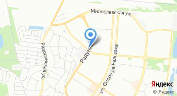 Визовый центр Seor на карте
