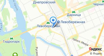 Кожно-венерологический диспансер №1 на карте