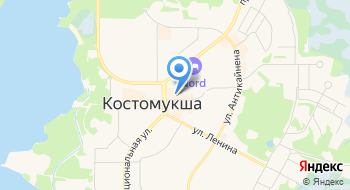 МегаФон на карте