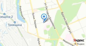 Компания Мерлин-Телеком на карте