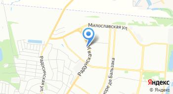 Арт-студия Зазеркалье на карте