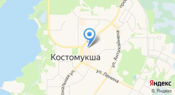 Общежитие Костомукшского Городского Округа, МУП, Корпус А на карте