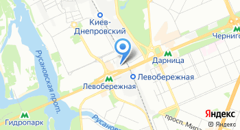 Киевхлеб Цех №9 на карте