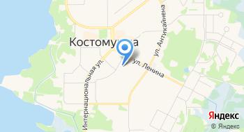 Детский сад Золотой Ключик на карте