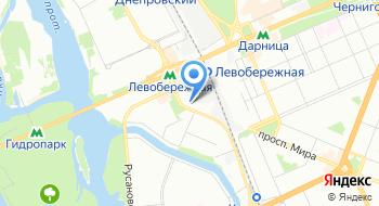 ВБК София на карте