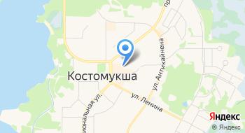 Пожарно-Химическая Станция на карте