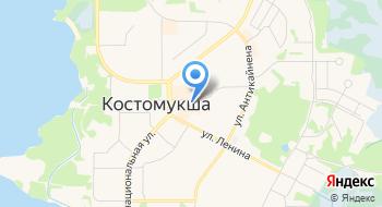 Кредитный участок Горняк КПК Выгозерский на карте