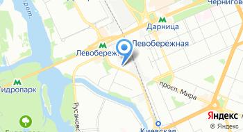 Компания Агроклимат Украина на карте