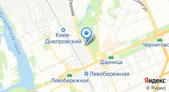 Компания Мегатехсервис Лтд на карте