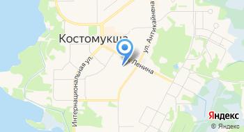 Костомукша.net на карте