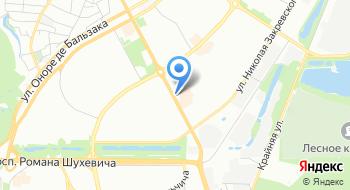 Рукодельница на карте