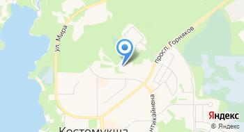 МБДУ Детский сад Гномик на карте