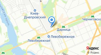 ФинАналитика на карте