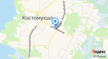 Магазин Иномарка на карте