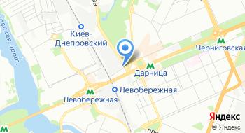 Компания Гамма-Украина на карте