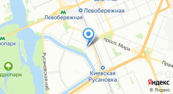Джоб Хауз Украина на карте