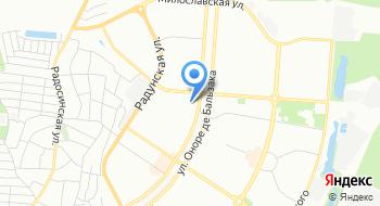 Гипермаркет Новая линия на карте