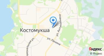 Костомукшский городской музей на карте