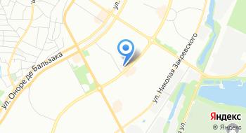 ТД Фестивальный на карте