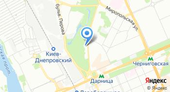 Кафе Крижинка на карте